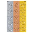 Trend Enterprises T-46354 Stars Supershapes Stickers Large I Heart Metal