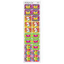 Trend Enterprises T-47101 Applause Stickers Reading 100/Pk Rewards Acid-Free