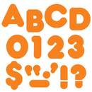 Trend Enterprises T-475 Ready Letters 4 Inch Casual Orange