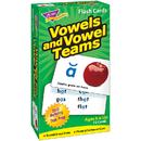 Trend Enterprises T-53008 Flash Cards Vowels & Vowel Teams 72/Box