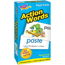 Trend Enterprises T-53013BN Flash Cards Action Words, 2 EA