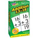 Trend Enterprises T-53102 Flash Cards Addition 13-18 99/Box