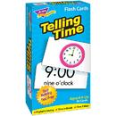 Trend Enterprises T-53108 Flash Cards Telling Time 96/Box