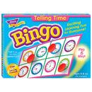 Trend Enterprises T-6072 Bingo Telling Time Ages 6 & Up