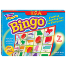Trend Enterprises T-6137 Bingo Usa Ages 8 & Up