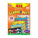 Trend Enterprises T-63901 Sparkle Stickers School Days