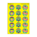 Trend Enterprises T-6408 Stinky Stickers Frolicking 60/Pk Frogs Acid-Free Pineapple