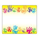Trend Enterprises T-68005 Name Tags Rainbow Handprints 36Pk