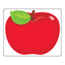 Trend Enterprises T-68080 Shiny Red Apple Name Tags