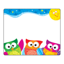Trend Enterprises T-68117 Owl Stars Name Tags