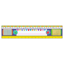 Trend Enterprises T-69405 Reference Size Name Plates G2-3 - Modern Desk Toppers