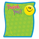 Trend Enterprises T-72030 Note Pad Thank You 50 Sht 5X5 Acid Free
