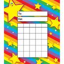 Trend Enterprises T-73014 Incentive Pad Stars