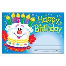 Trend Enterprises T-81017 Awards Happy Birthday Cake