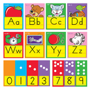Trend Enterprises T-8137 Abc Fun Alphabet Line-Zaner Bloser 2 Press Sht