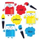 Trend Enterprises T-8268 Colortime Paints Bb Set