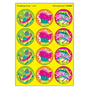 Trend Enterprises T-83307 Party Palooza/Frosting Stinky Stickers