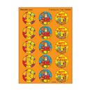Trend Enterprises T-83403 Stinky Stickers Thanksgiving 60/Pk Time Acid-Free Pumpkin