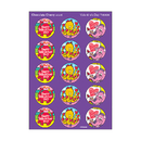 Trend Enterprises T-83406 Stinky Stickers Valentines 60/Pk Day Chocolate Cherry Acid-Free
