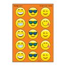 Trend Enterprises T-83433 Emoji Cheer Stinky Stickers Large