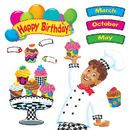 Trend Enterprises T-8350 Happy Birthday Bake Shop Bb Set