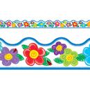 Trend Enterprises T-92146 Crayon Flowers Terrific Trimmer