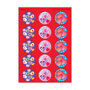 Trend Enterprises T-928 Stinky Stickers Valentines Day 60Pk Cherry Acid-Free