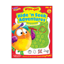 Trend Enterprises T-94226 Hide N Seek Adventures Owl Stars - Wipe Off Book