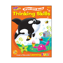 Trend Enterprises T-94235 Wipe Off Book Thinking Skills