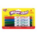 Trend Enterprises T-98003 Wipe Off Marker 4 Standard Colors