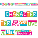 Trend Enterprises T-A25202 Character Its How You Live Life - When No One Is Looking Banner