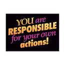 Trend Enterprises T-A62587 Poster You Are Responsible