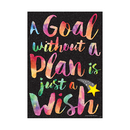 Trend Enterprises T-A67077 A Goal Without A Plan Argus Poster