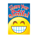 Trend Enterprises T-A67078 Share Your Smile Argus Poster