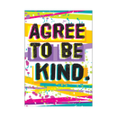 Trend Enterprises T-A67079 Agree To Be Kind Argus Poster