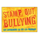 Trend Enterprises T-A67085 Stamp Out Bullying Argus Poster