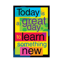 Trend Enterprises T-A67107 Poster Today Is A Great Day To