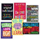 Trend Enterprises T-A67937 Life Lessons Argus Poster Combo Pk