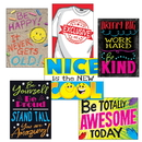 Trend Enterprises T-A67940 Be Your Best Posters Combo Pack Argus