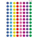 Teacher Created Resources TCR1236 Mini Stickers Happy Faces 528Pk