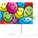 Teacher Created Resources TCR1965 Smiley Faces Postcards 30Pk
