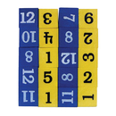 Teacher Created Resources TCR20609 Foam Numbered Dice