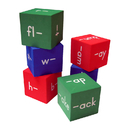 Teacher Created Resources TCR20633 Foam Word Families Cubes