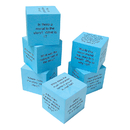 Teacher Created Resources TCR20634 Foam Reading Comprehension Cubes