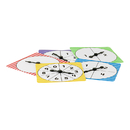 Teacher Created Resources TCR20637 Number Spinners Pack Of 5