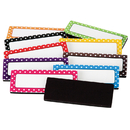 Teacher Created Resources TCR20650 Polka Dots Magnetic Labels