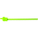 Teacher Created Resources TCR20679 Lime Polka Dots Hand Pointer
