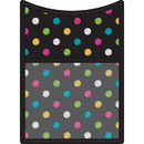 Teacher Created Resources TCR20770 Chalkboard Brights Magnetic Pocket