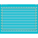 Teacher Created Resources TCR20775 Light Blue Marquee 10 Pocket 17X22