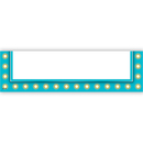 Teacher Created Resources TCR20789 Light Blue Marquee Sm Magnet Pocket